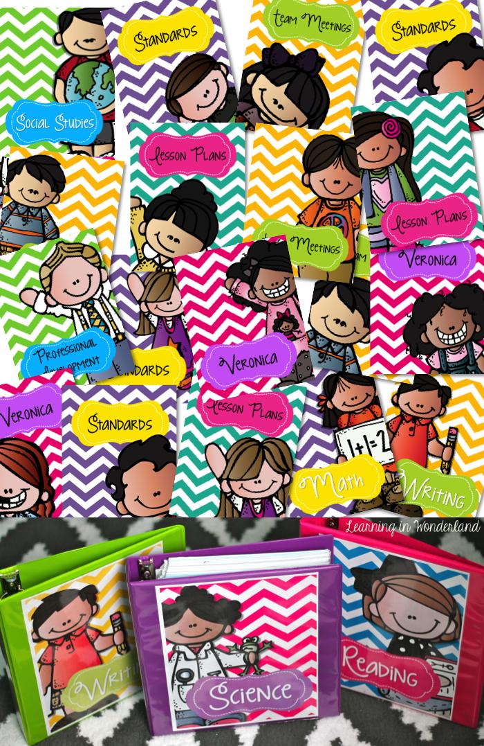 http://www.teacherspayteachers.com/Product/Binder-Covers-Melonheadz-Edition-1299356